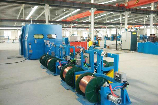 Maintenance of wire drawing machine from manufacturer-Clean the nickel strip regularly