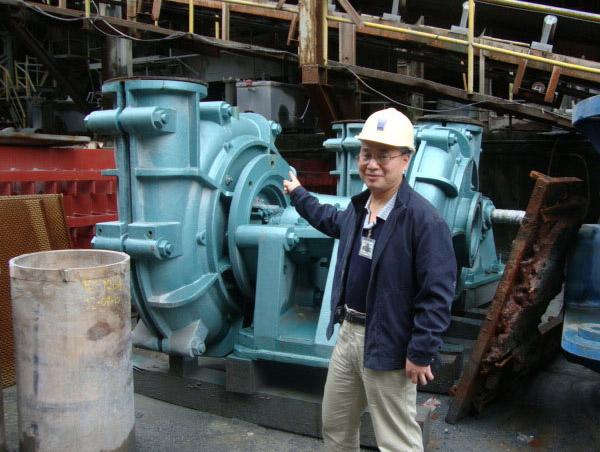 Client: Cooper Mine in Philippines