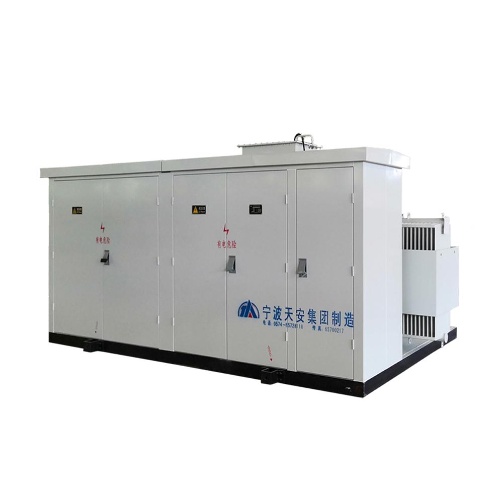 YBT13-40.5系列风电/光伏华式箱变