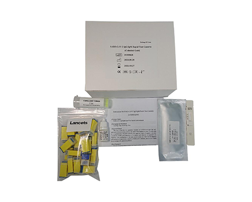 SARS-CoV-2 IgG/IgM Rapid Test Cassette (colloidal gold)