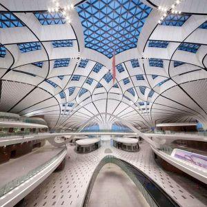 北京新機場內裝鋁板