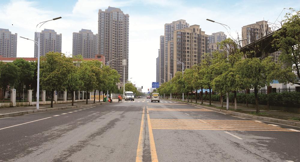江西省南昌市西湖區玉蘭路道路工程