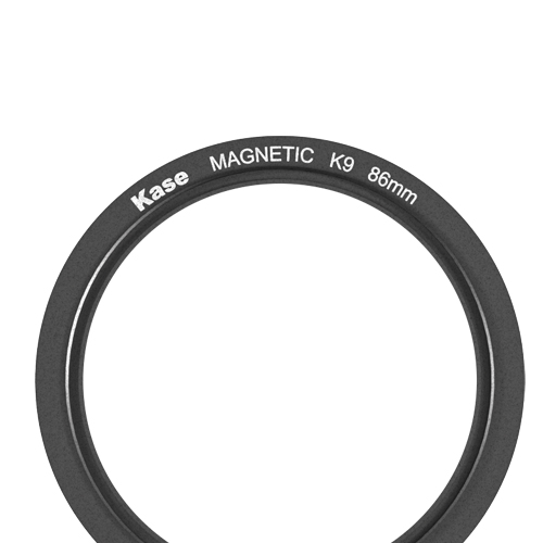 Kase 86mm Magnetic Adapter For K9
