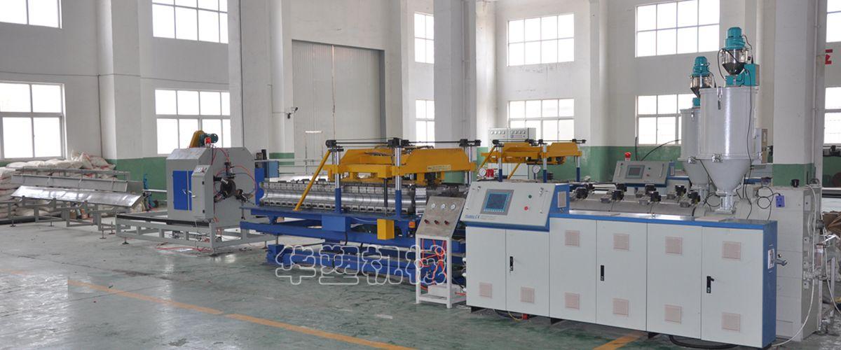 MPP單雙壁電力管生產線
