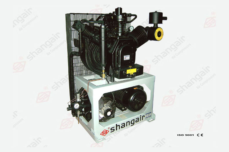 70WHS系列空气压缩机(立式单机)