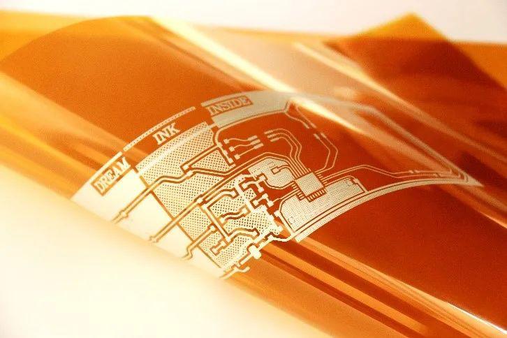 平面柔性電子印刷