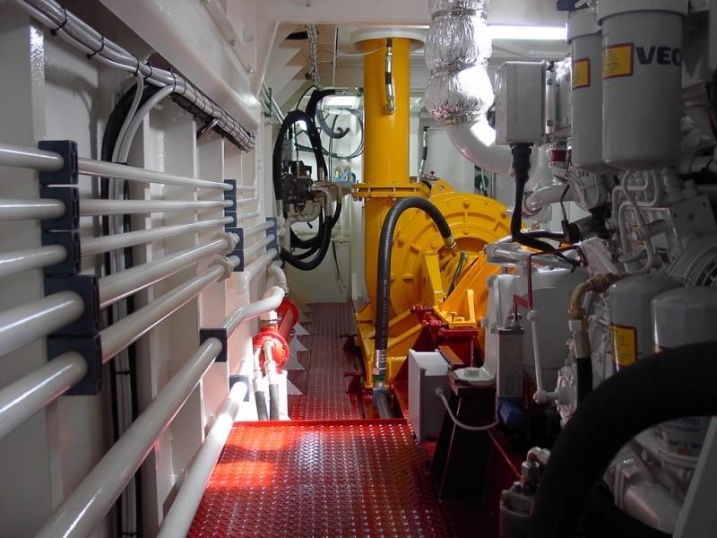 絞吸式挖泥船如何設計液壓系統
