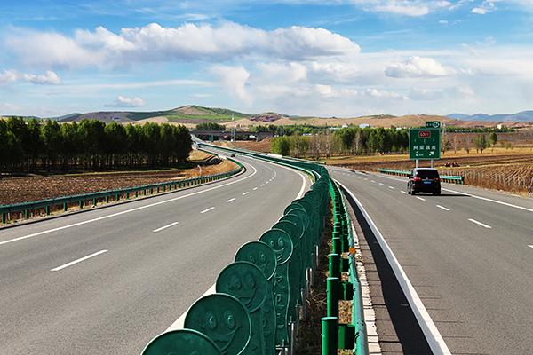 G10内蒙古阿博高速2标