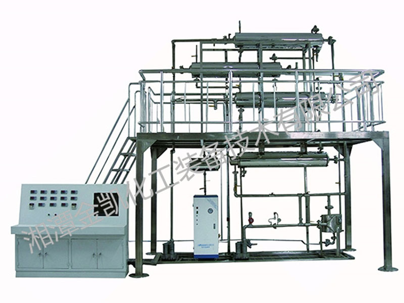 計算機過程控制綜合傳熱操作實訓裝置