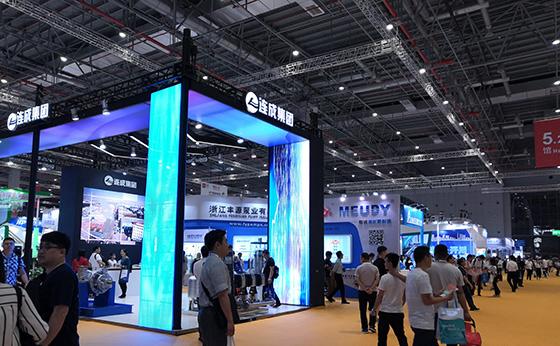 中國泵閥網應邀參加第八屆上海國際泵閥展覽會