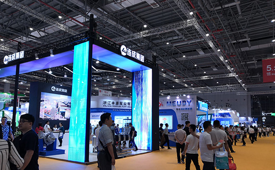 China Pump Valve Network was invited to participate in the 8th Shanghai International Pump and Valve Exhibition