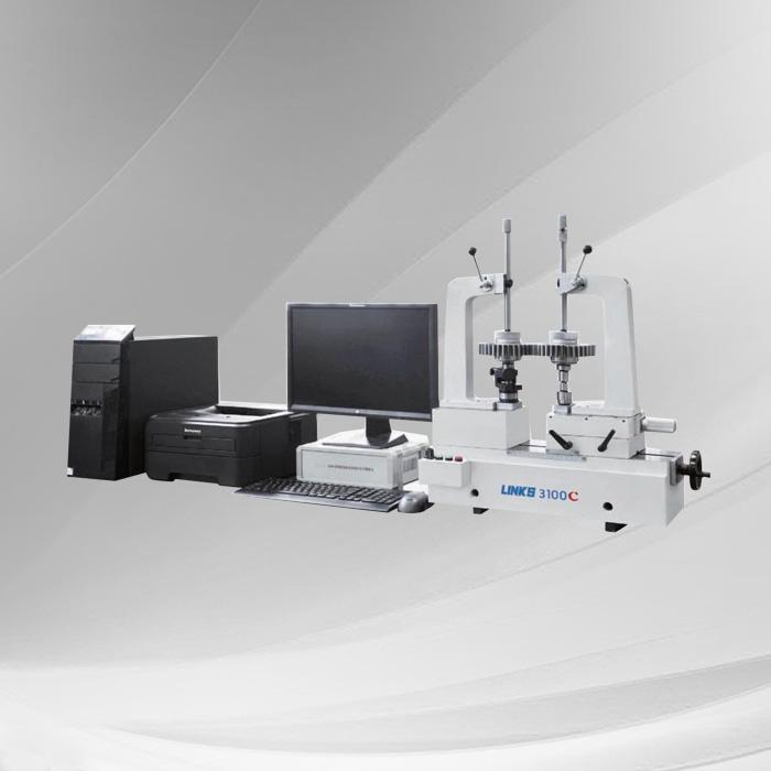 智能齒輪雙面嚙合綜合測量儀3100B/3100C/3100L 型