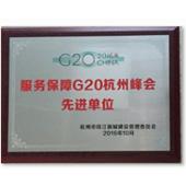 G20先进单位