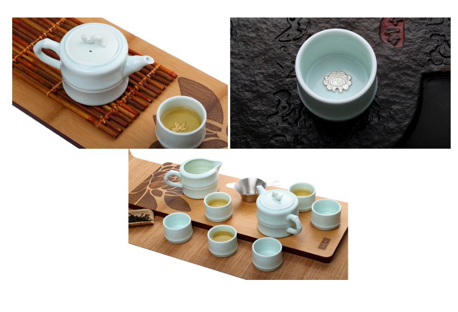 2015年8月15日金一文化与中国官窑汝瓷创意嫁接 合作双赢
