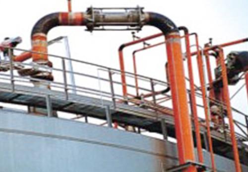 珠海BP液化石油气二期扩建项目消防设施