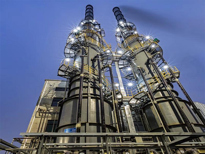 嘉兴逸鹏化纤有限公司烟气脱硫脱硝工程EPC总承包工程