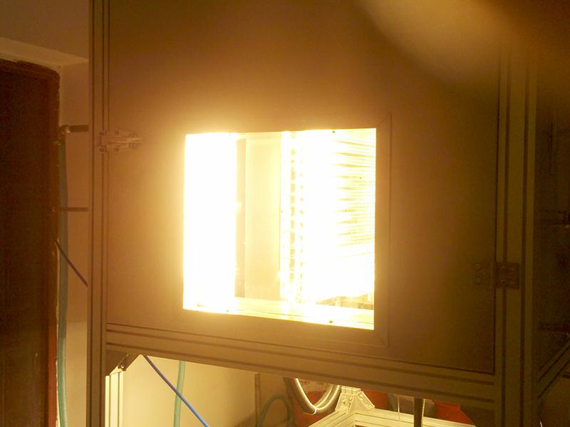 科研领域中的红外加热应用