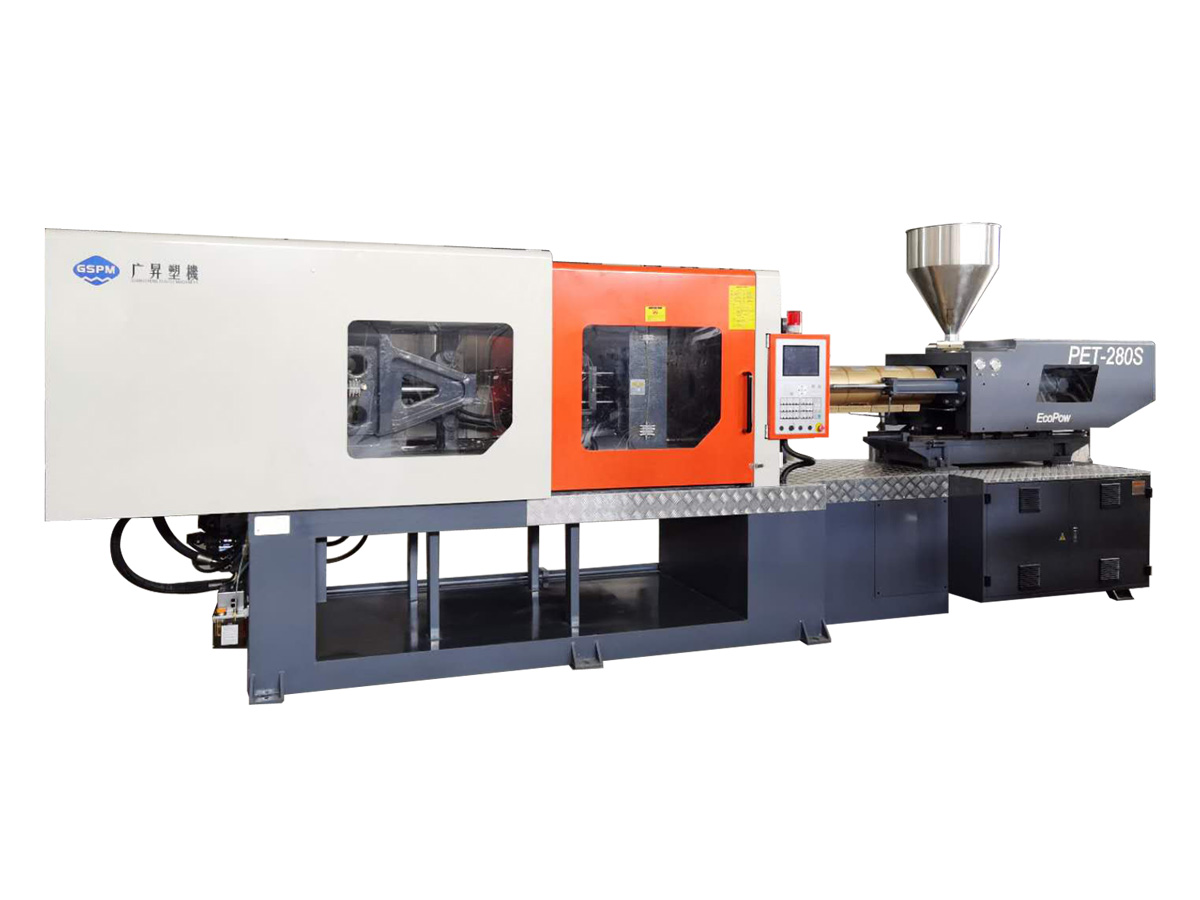 PET-280s injection molding machine