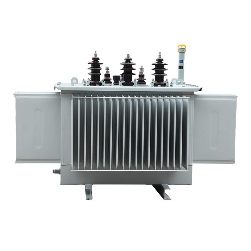 20kV級S11型三相雙繞組無勵磁調壓配電變壓器