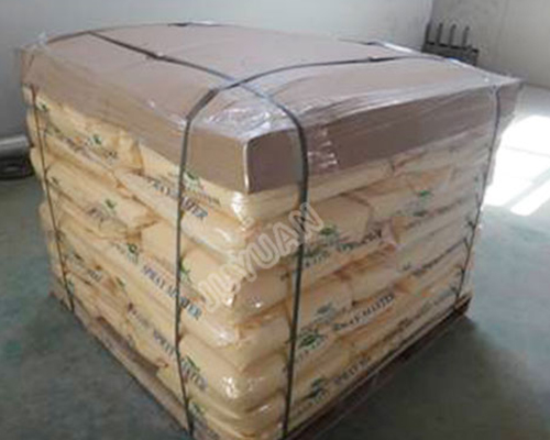 25kg PP bag with wooden pallet