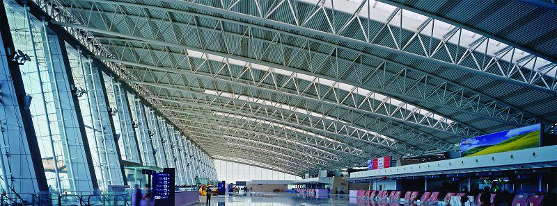 西安咸陽國際機場二期航站樓