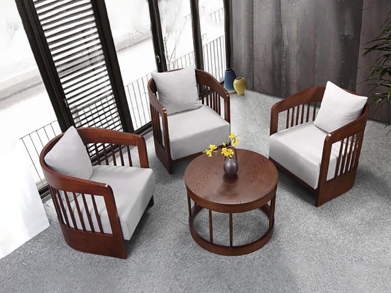 中美隆洽談組合沙發