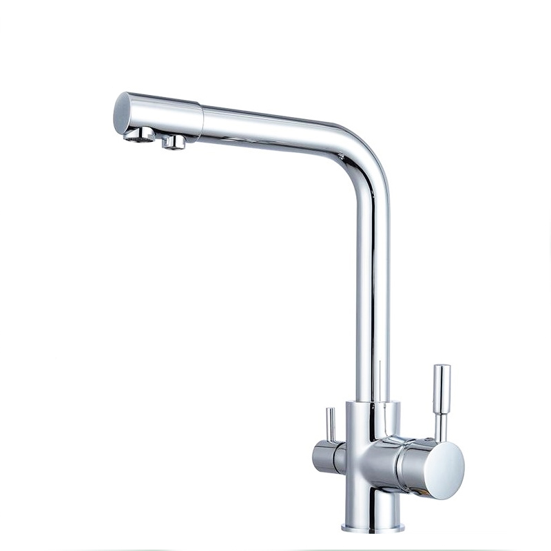 FLG Chrome Brass One-Handle High quality Purified Faucet