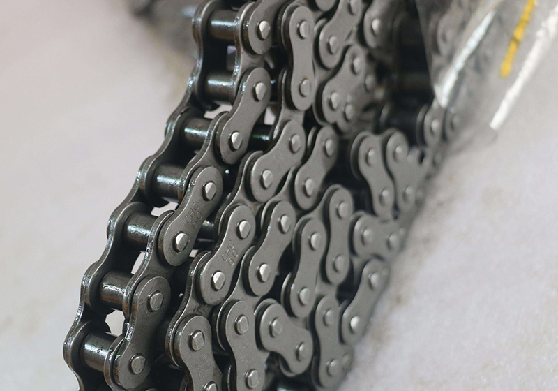 Application of conveyor chain