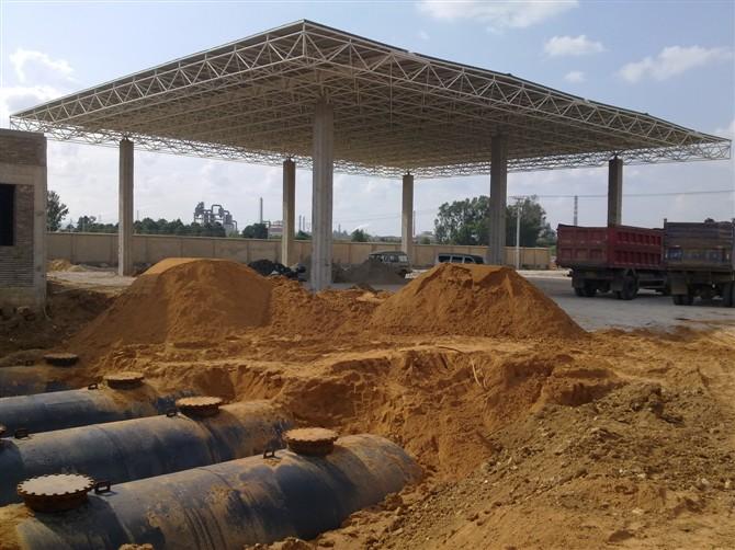 2016年4月,加油站地埋儲油罐清洗設備的技術介紹