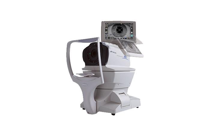 日本拓普康KR-1--RM-1全自動角膜曲率電腦驗光儀