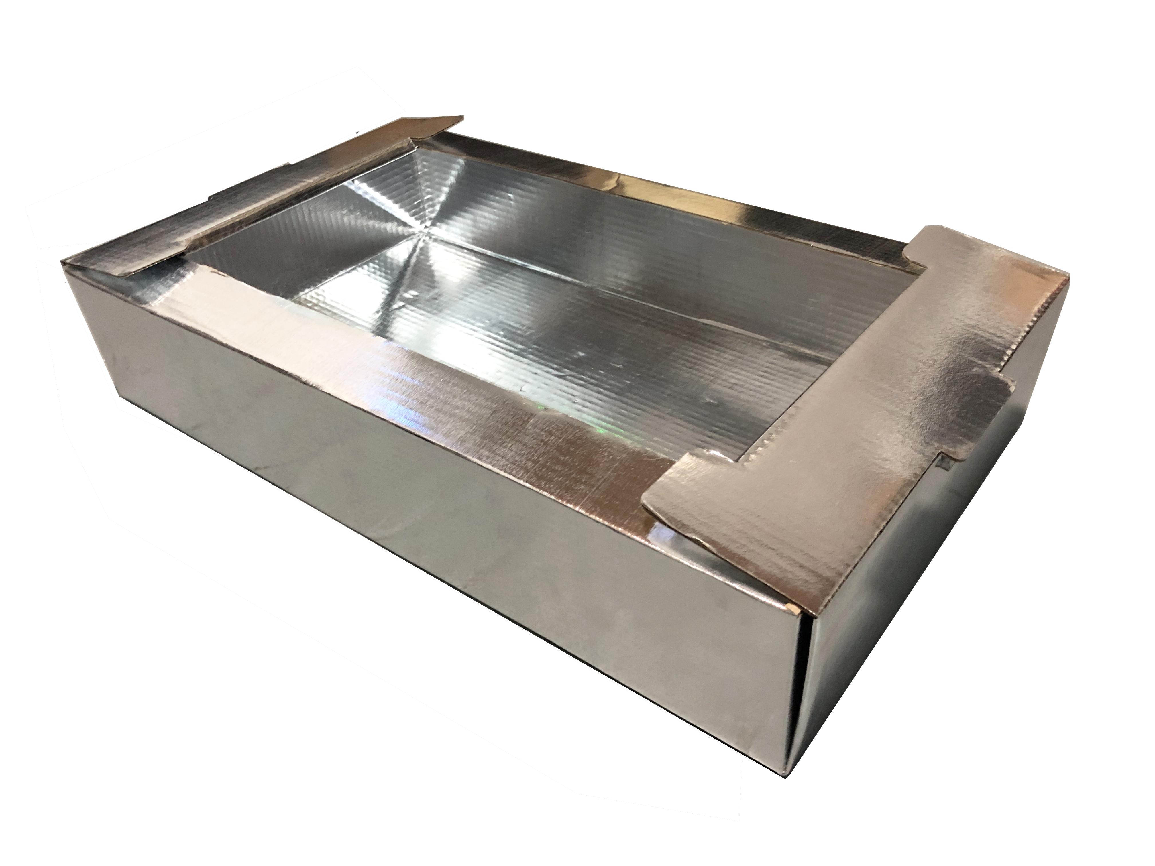 冰鲜保温纸箱(内含视频)