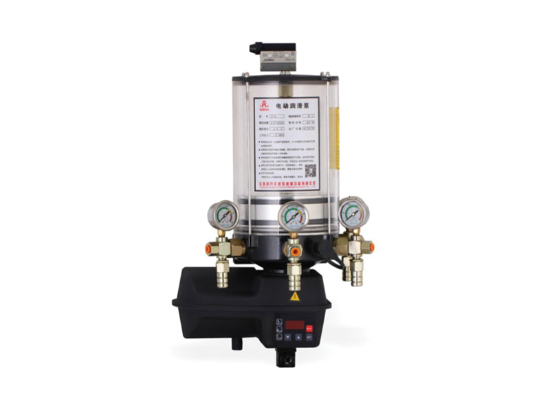KEG electric grease pumps