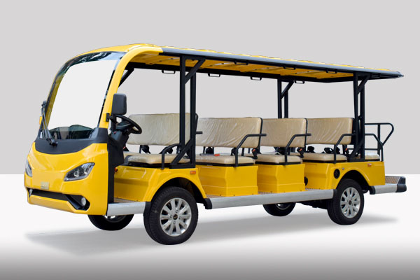 新款14座电动观光车(G2H14)