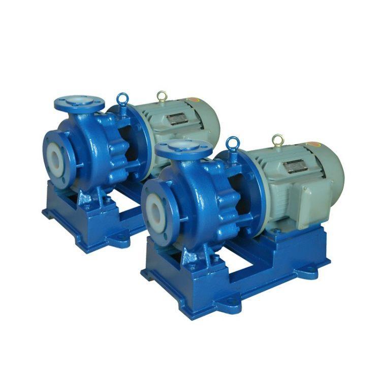 IHF-D直聯式襯氟離心泵