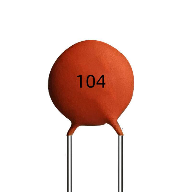 Low voltage semiconductor ceramic capacitors