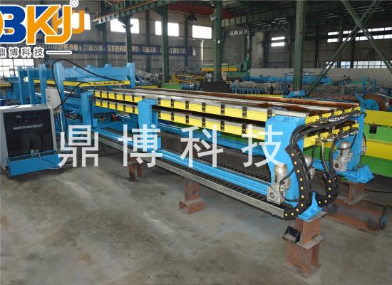 聚氨酯PU复合板生产线