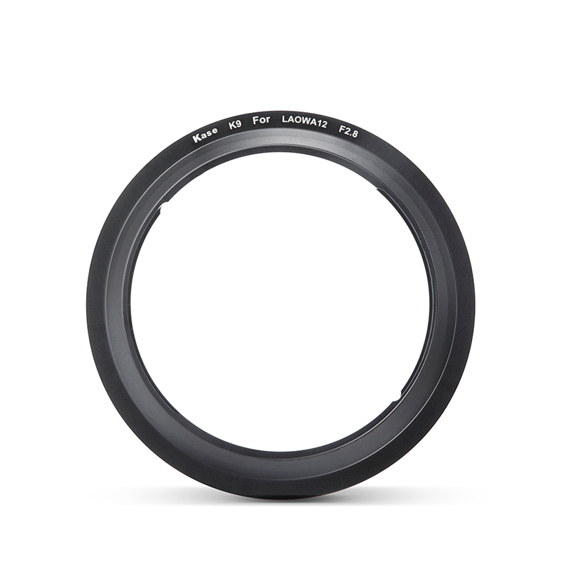 Kase K9 Adapter for Laowa 12mm f2.8 Lens