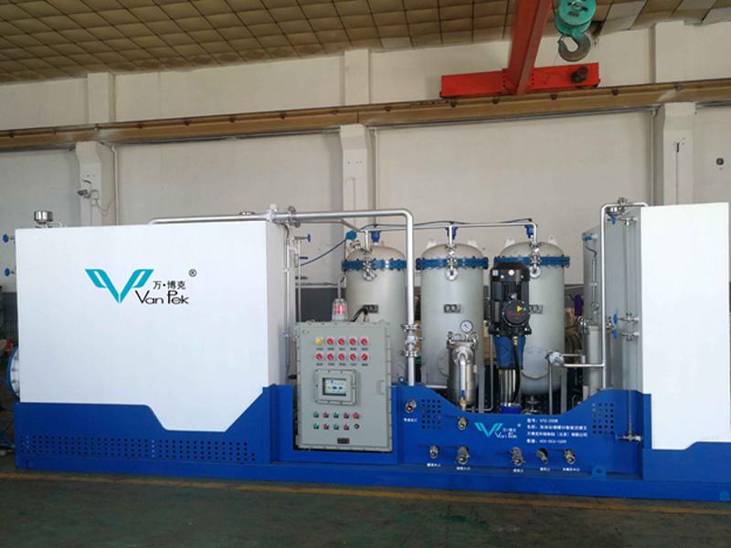 2016年2月,加油站储罐机械清洗技术简介
