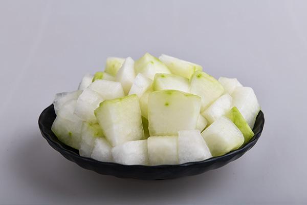 冬瓜块-菜之源净菜