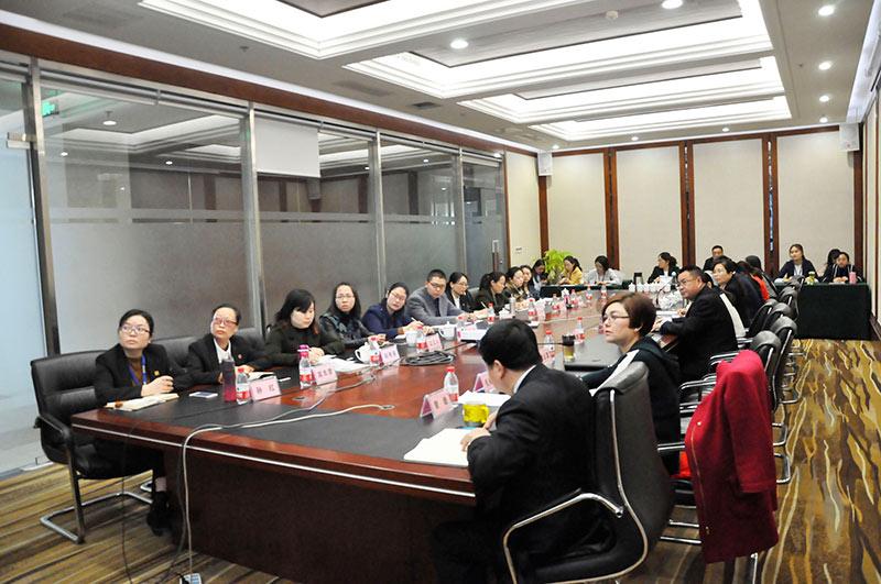 德盛集團財務部舉辦開年首期財務分析會