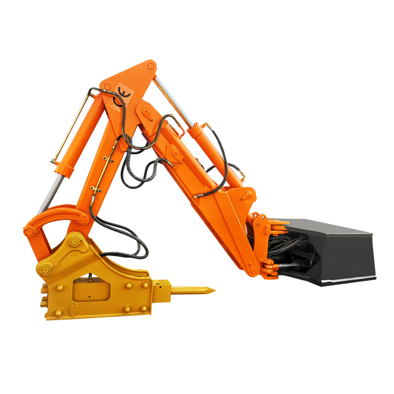PC850 explosion-proof fixed crusher for underground