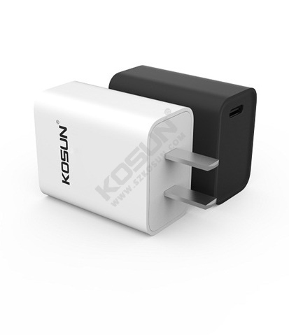 PD 20W US/EU/UK Wall Charger
