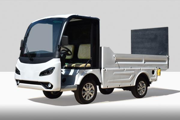 G2H2白色货车(改装升降板)