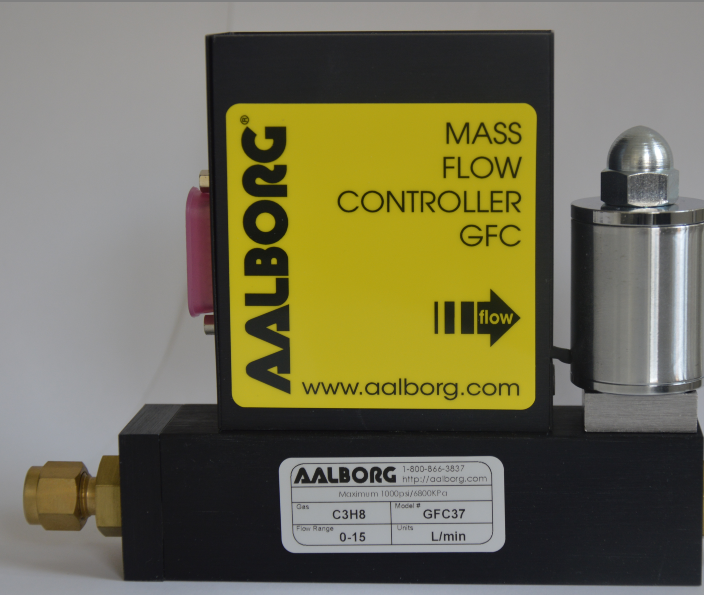 AALBORG質量流量控制器GFC系列