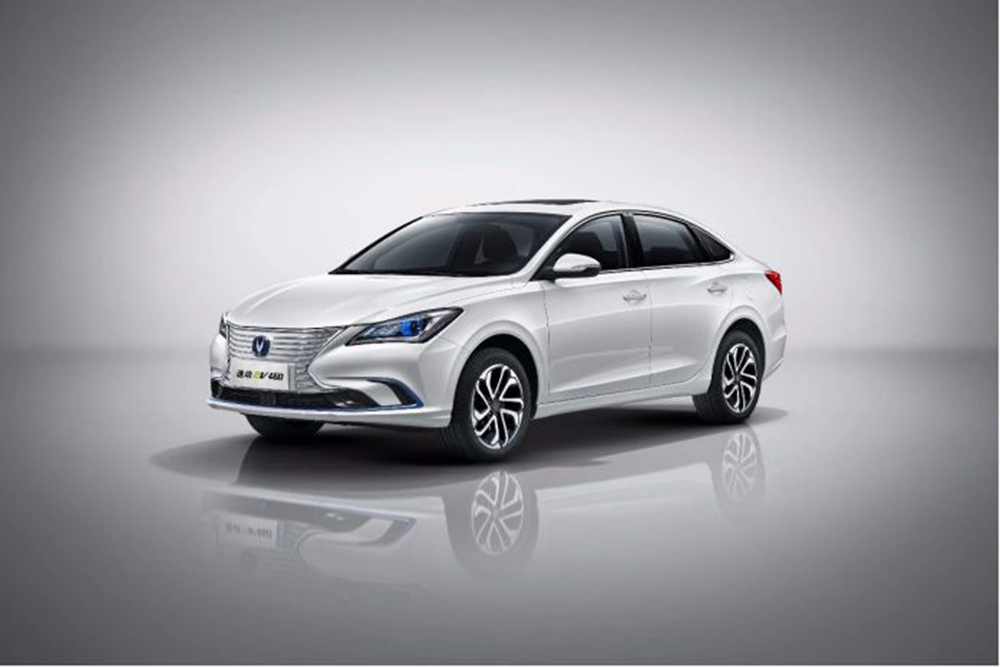 Boost Chang'an 'Shangri-La Program'--CALB Share Future New Mobility with EADO EV460