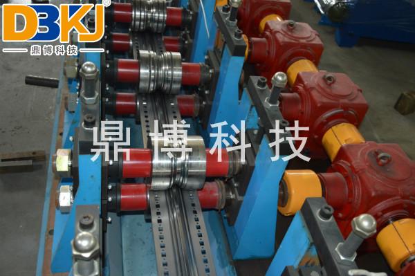 16折型材生产线