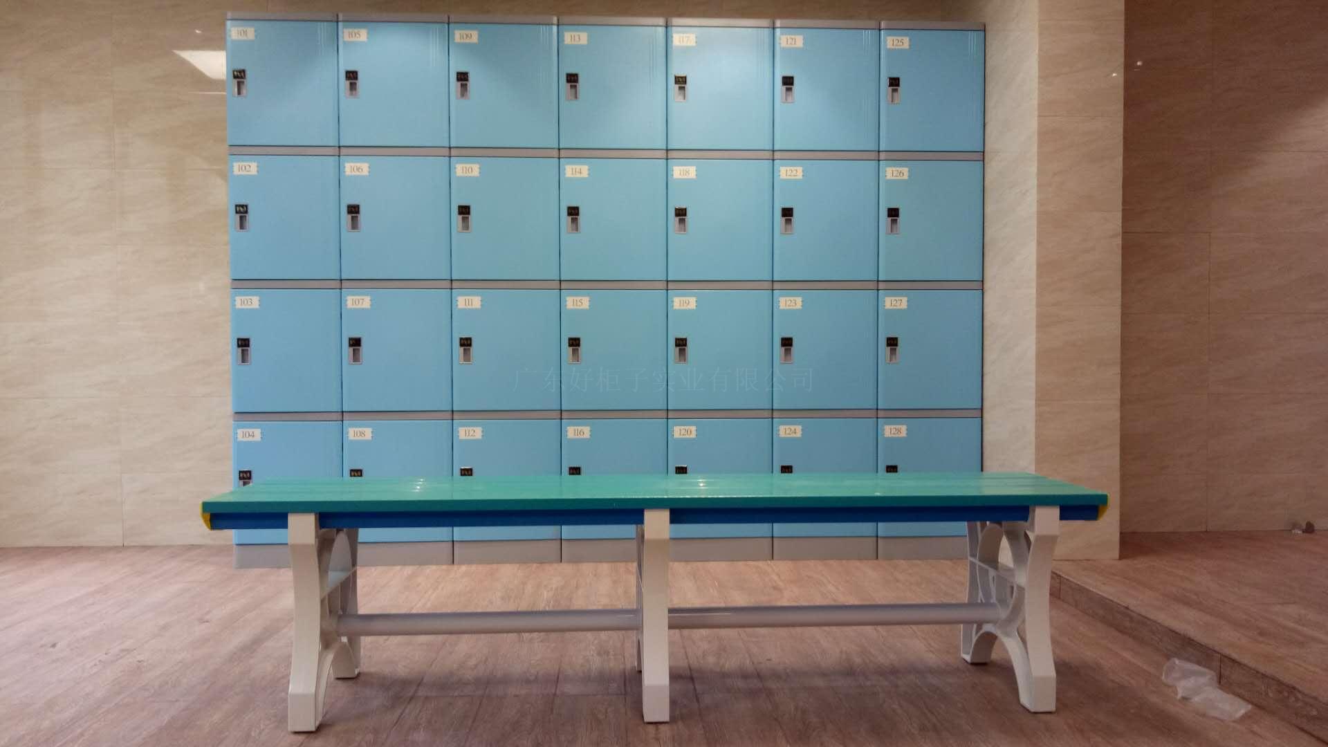 廣州力美健健身房ABS儲物柜