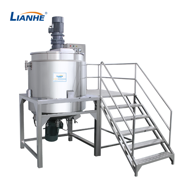 PMC-1000L液洗搅拌锅
