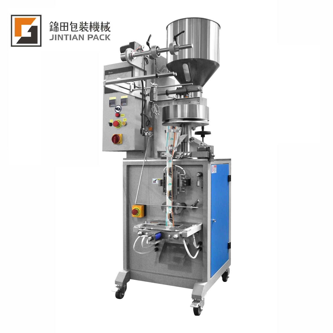 JT-320C Small Vertical Packing Machine