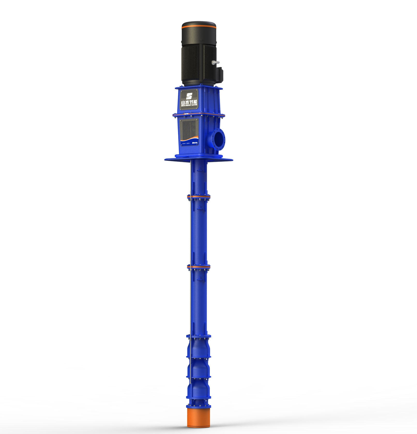 LC型立式長軸泵